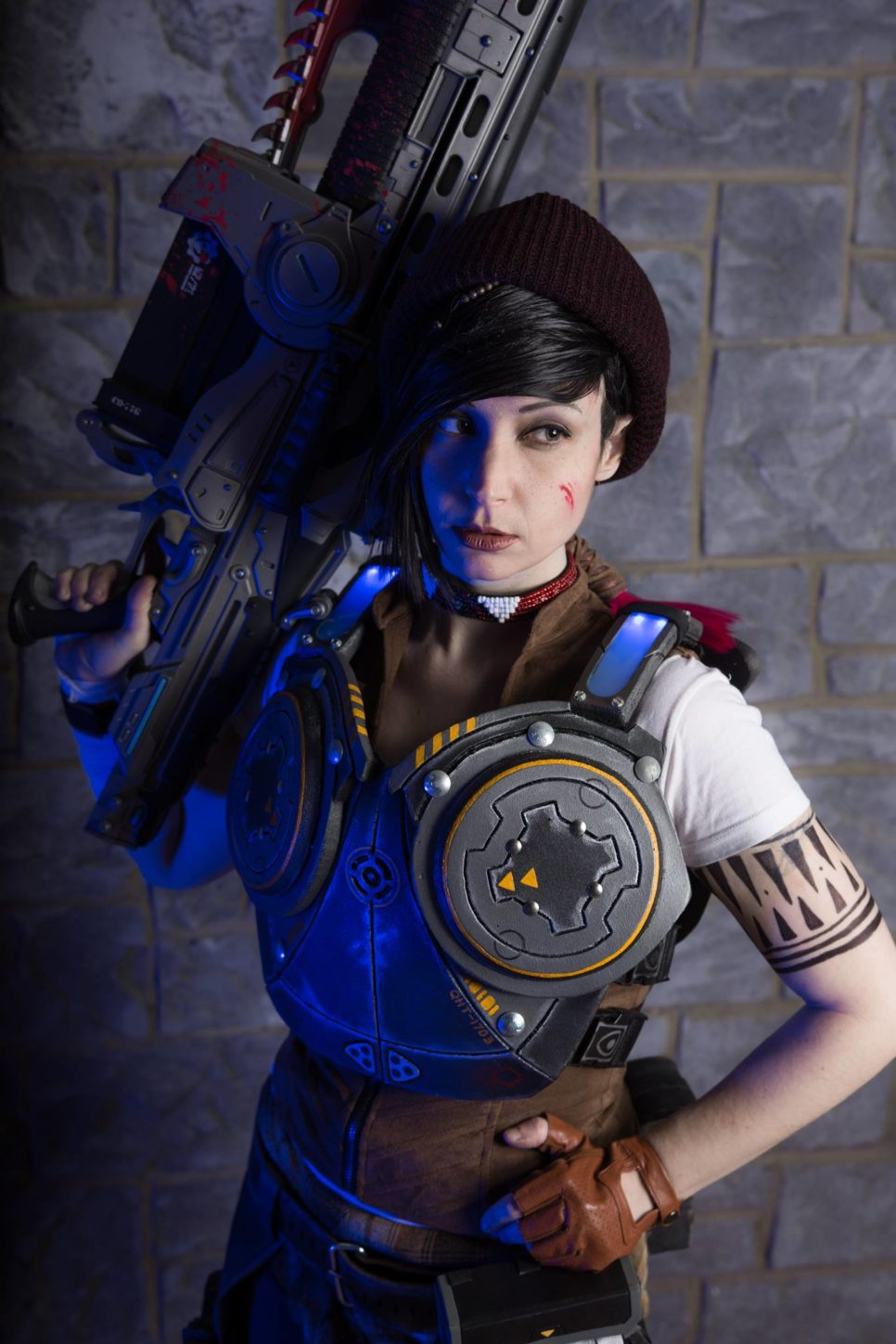 Kait Diaz | Gears of War
