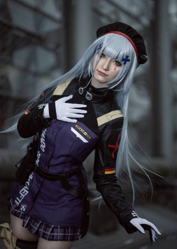 HK416 | Girls' Frontline