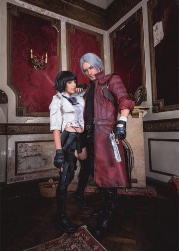 Dante i Lady | Devil May Cry 5