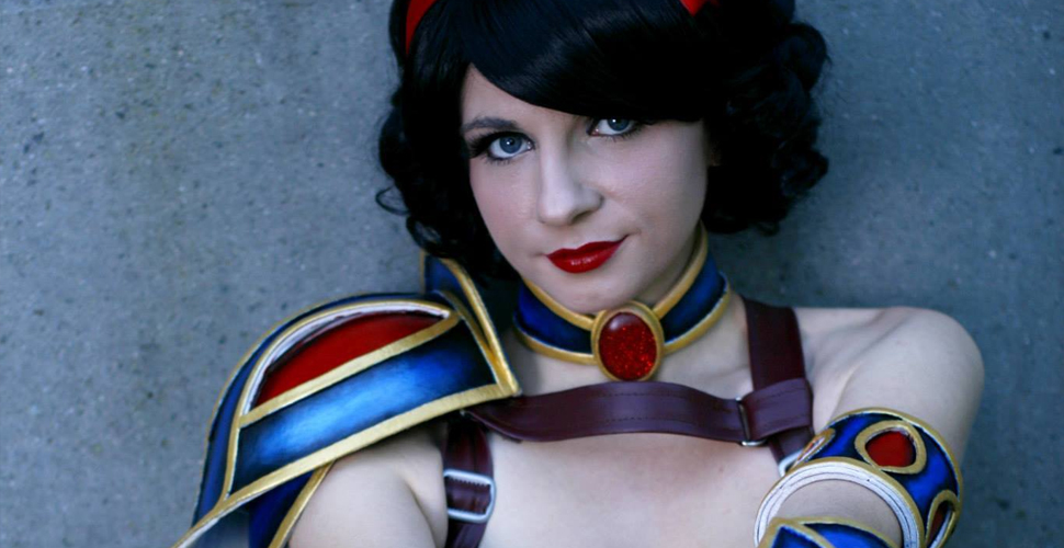 Warrior Princess Snow White | Disney