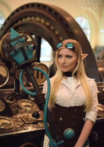Hextech Janna | League of Legends