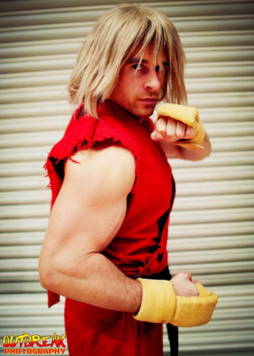 Ken Masters | Street Fighter: Assassin's Fist