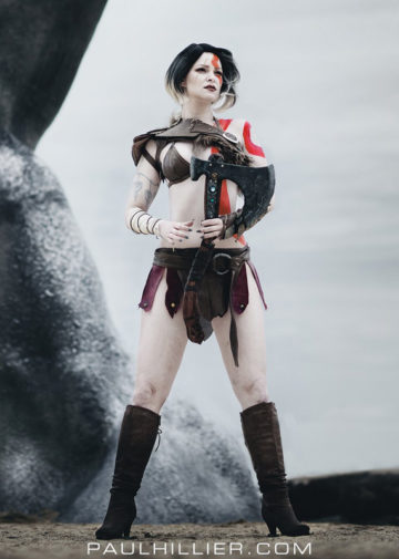 Fem Kratos | God of War