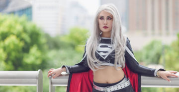Dark Supergirl | DC Comics