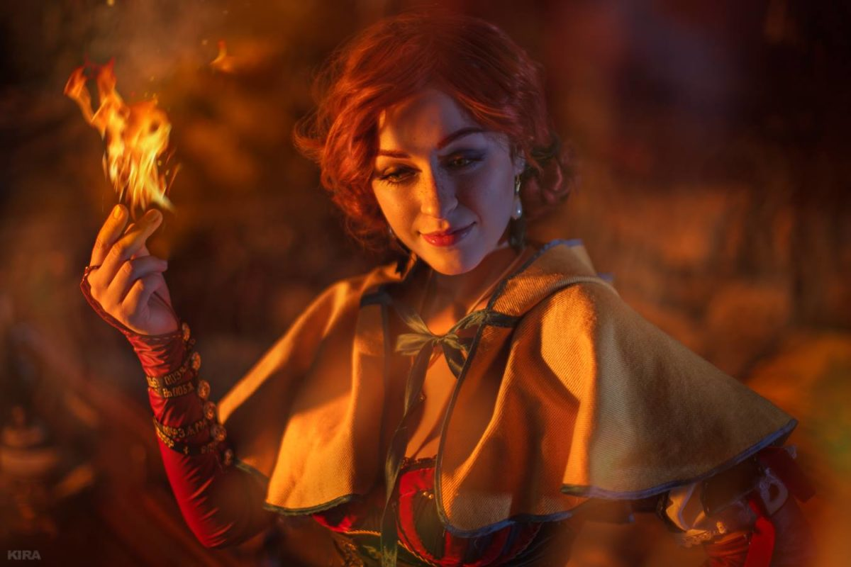Triss Merigold | The Witcher 3