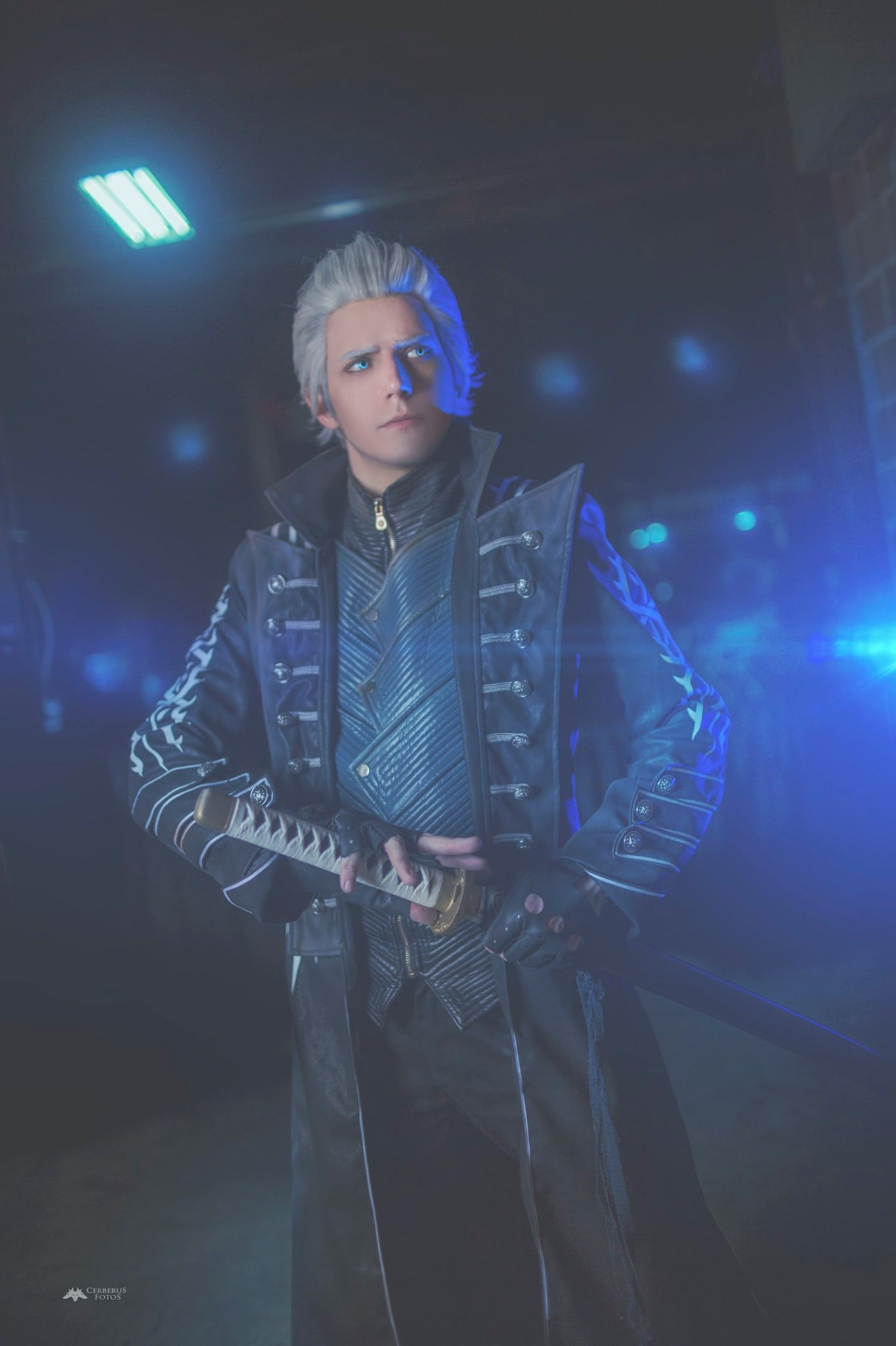 Vergil | Devil May Cry 5