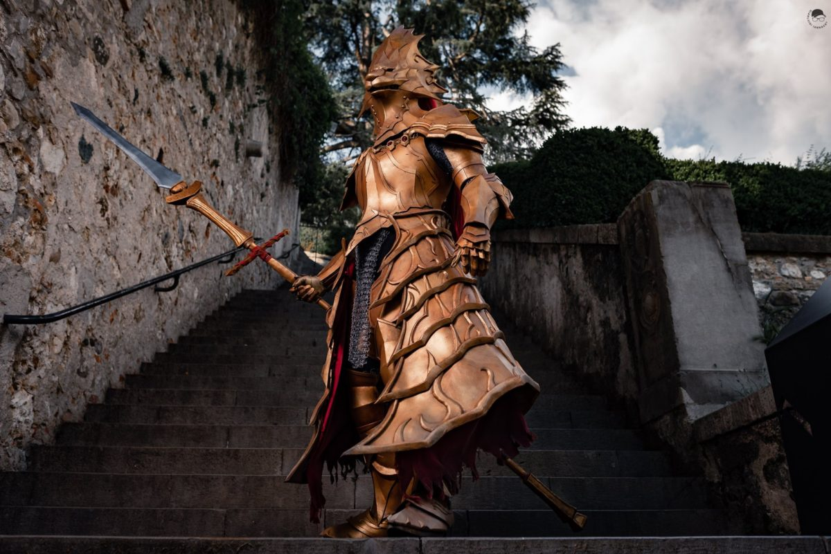 Dragon Slayer Ornstein | Dark Souls