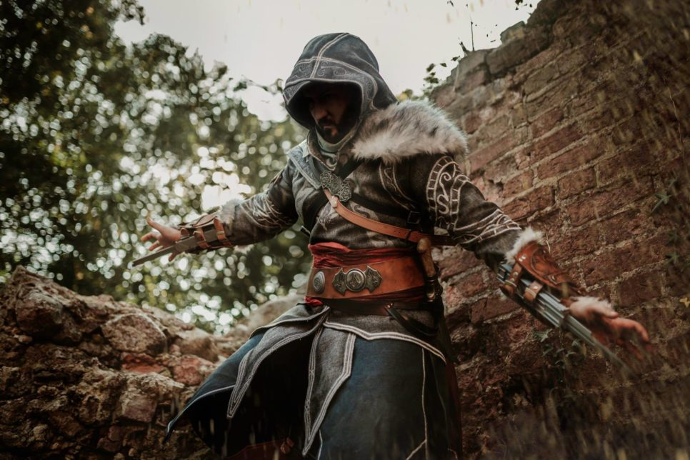 Ezio Auditore da Firenze | Assassin's Creed: Revelations