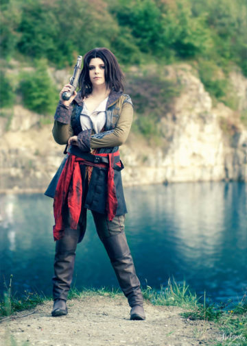 Mary Read | Assassin's Creed IV: Black Flag