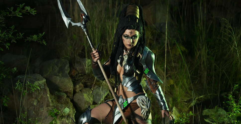 Headhunter Nidalee | League of Legends