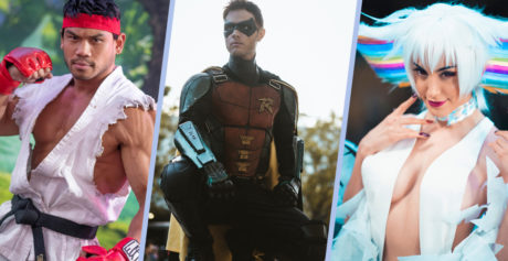 Cosplay z Anime Expo 2019 w Los Angeles