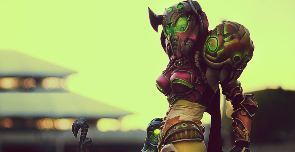 Demon Hunter Samus | Diablo / Nintendo