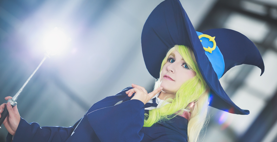 Diana Cavendish | Little Witch Academia