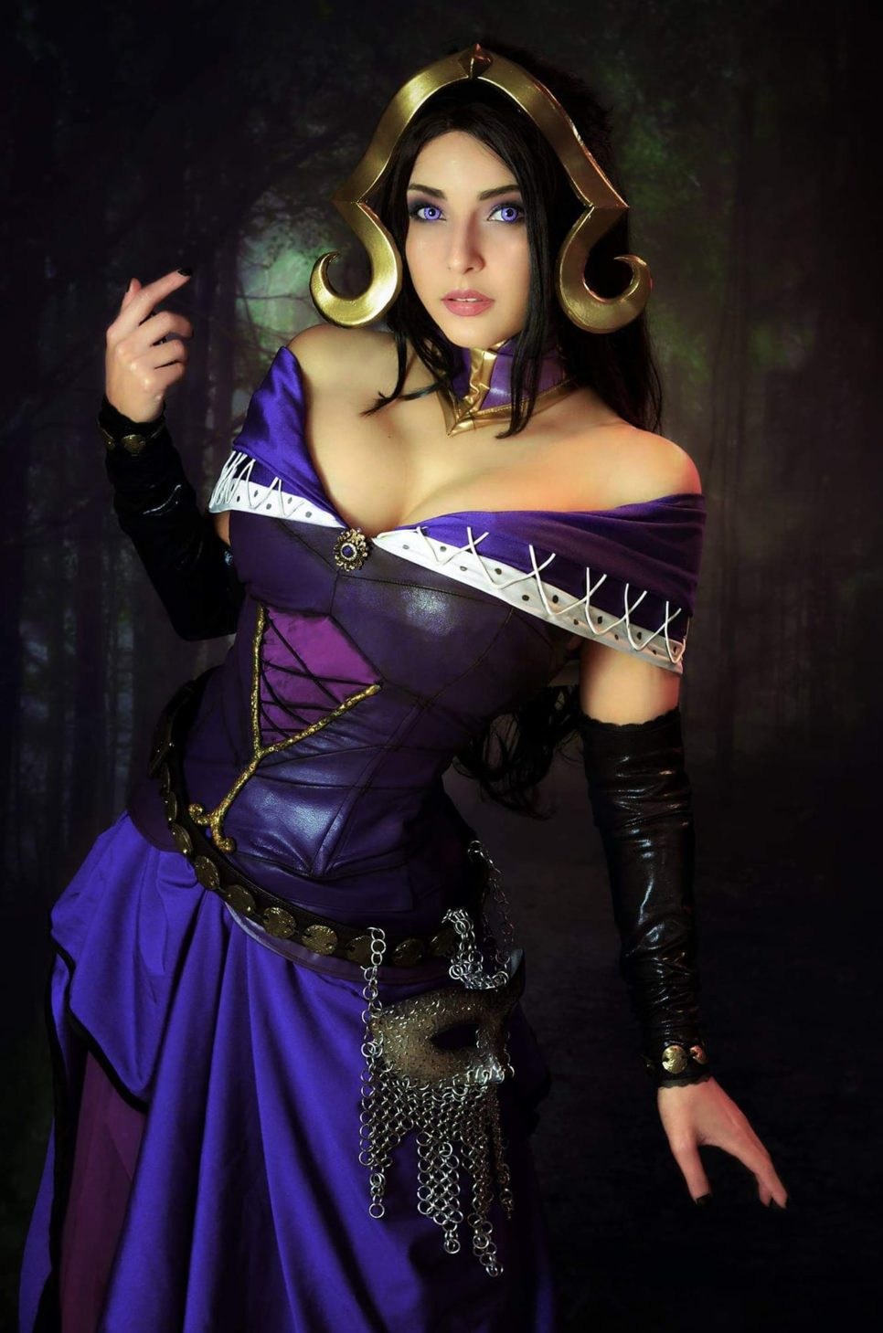 Liliana Vess | Magic: The Gathering