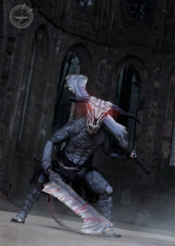 Capra Demon | Dark Souls