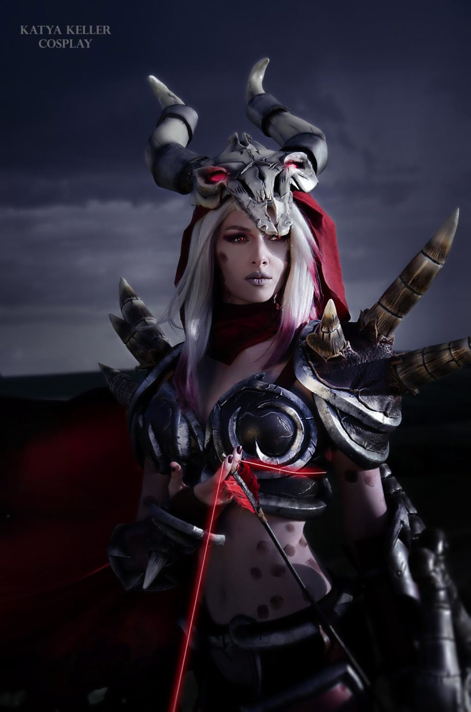 Blood Raven Sylvanas | Heroes of the Storm