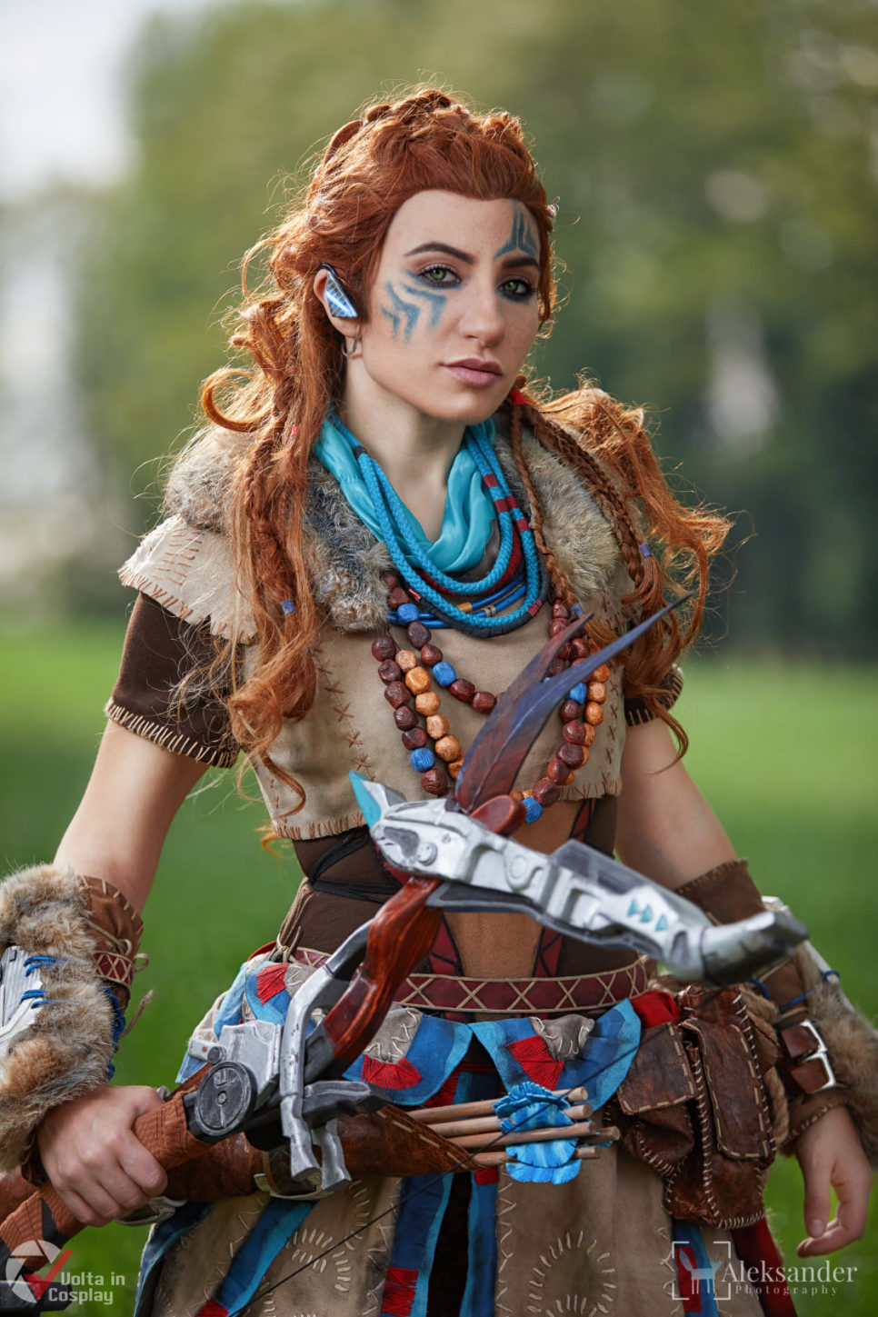 Aloy | Horizon Zero Dawn