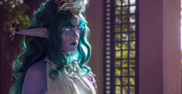 Tyrande Whisperwind | World of Warcraft