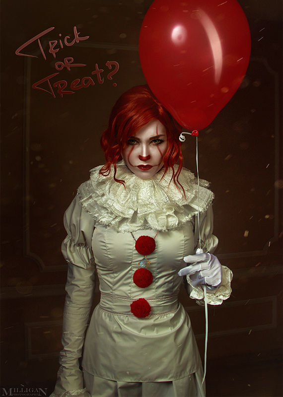 Pennywise Triss | To/Wiedźmin