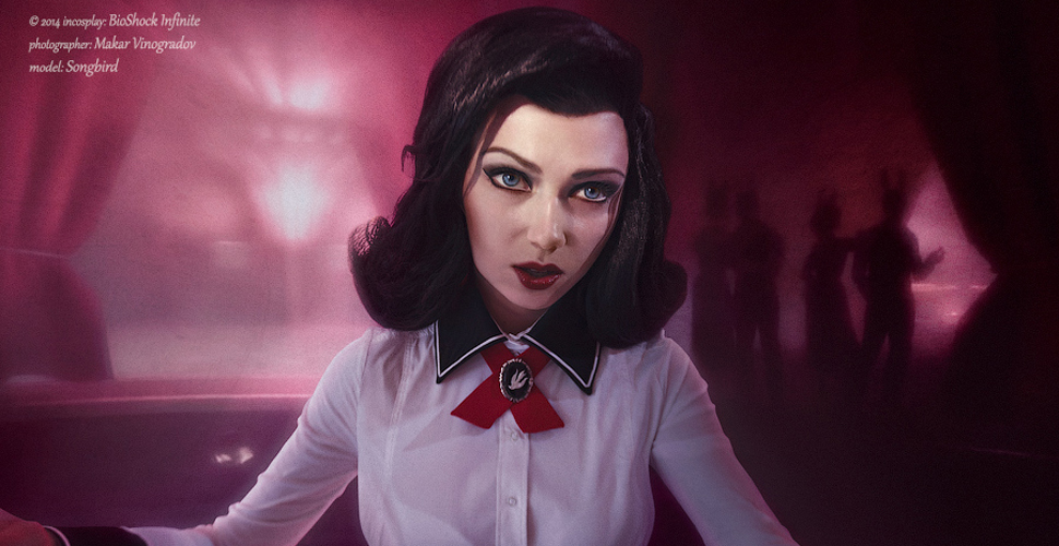 Elizabeth | BioShock Infinite: Burial at Sea