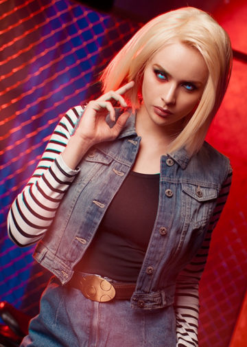 Android 18 | Dragon Ball FighterZ