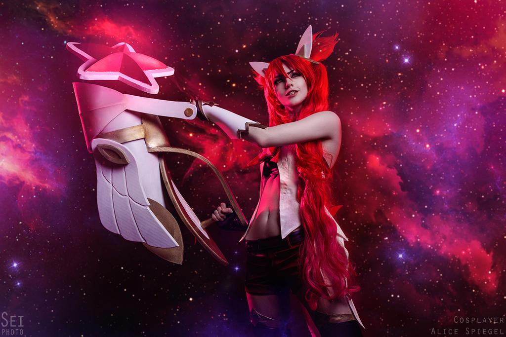 Star Guardian Jinx | League of Legends
