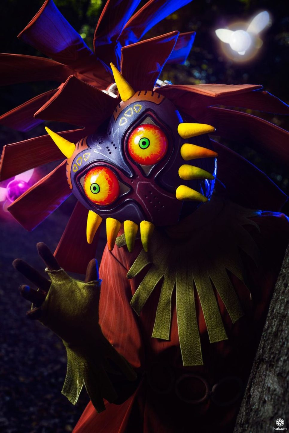 Skull Kid | The Legend of Zelda