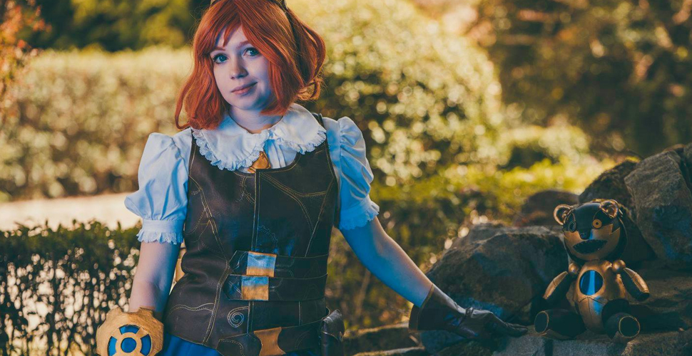 Hextech Annie | League of Legends