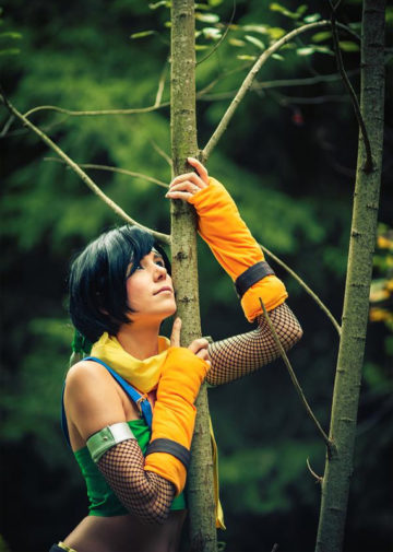 Yuffie Kisaragi | Kingdom Hearts