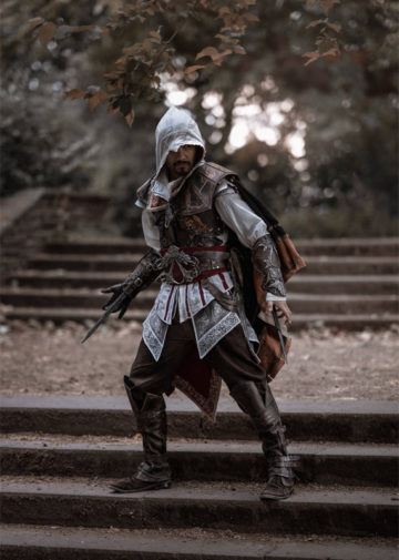 Ezio Auditore | Assassin's Creed II