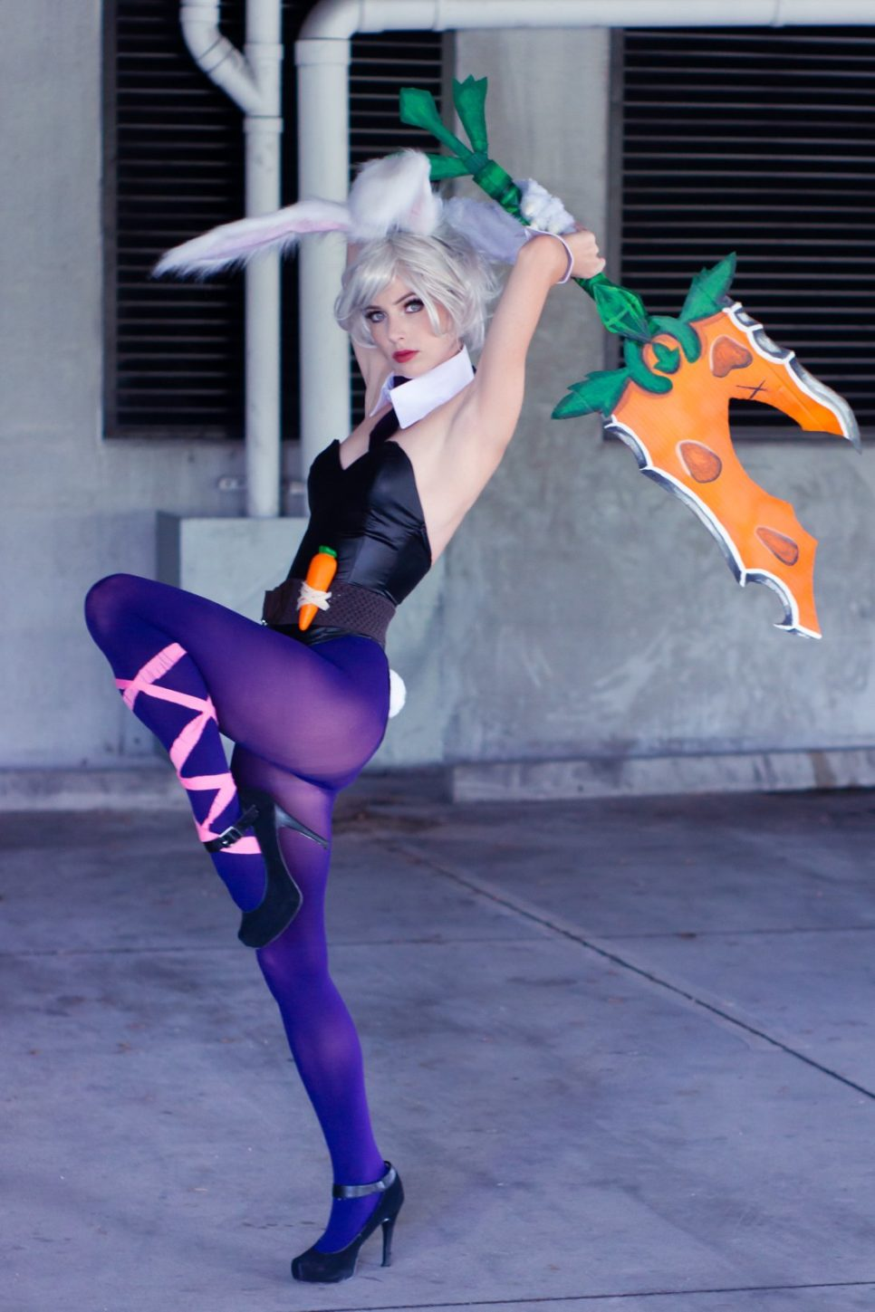 Battle Bunny Riven | League of Legends