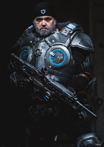 Marcus Fenix | Gears of War 5