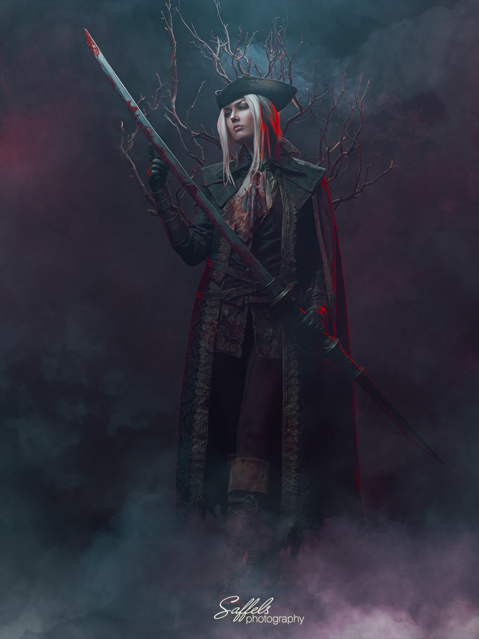 Lady Maria | Bloodborne