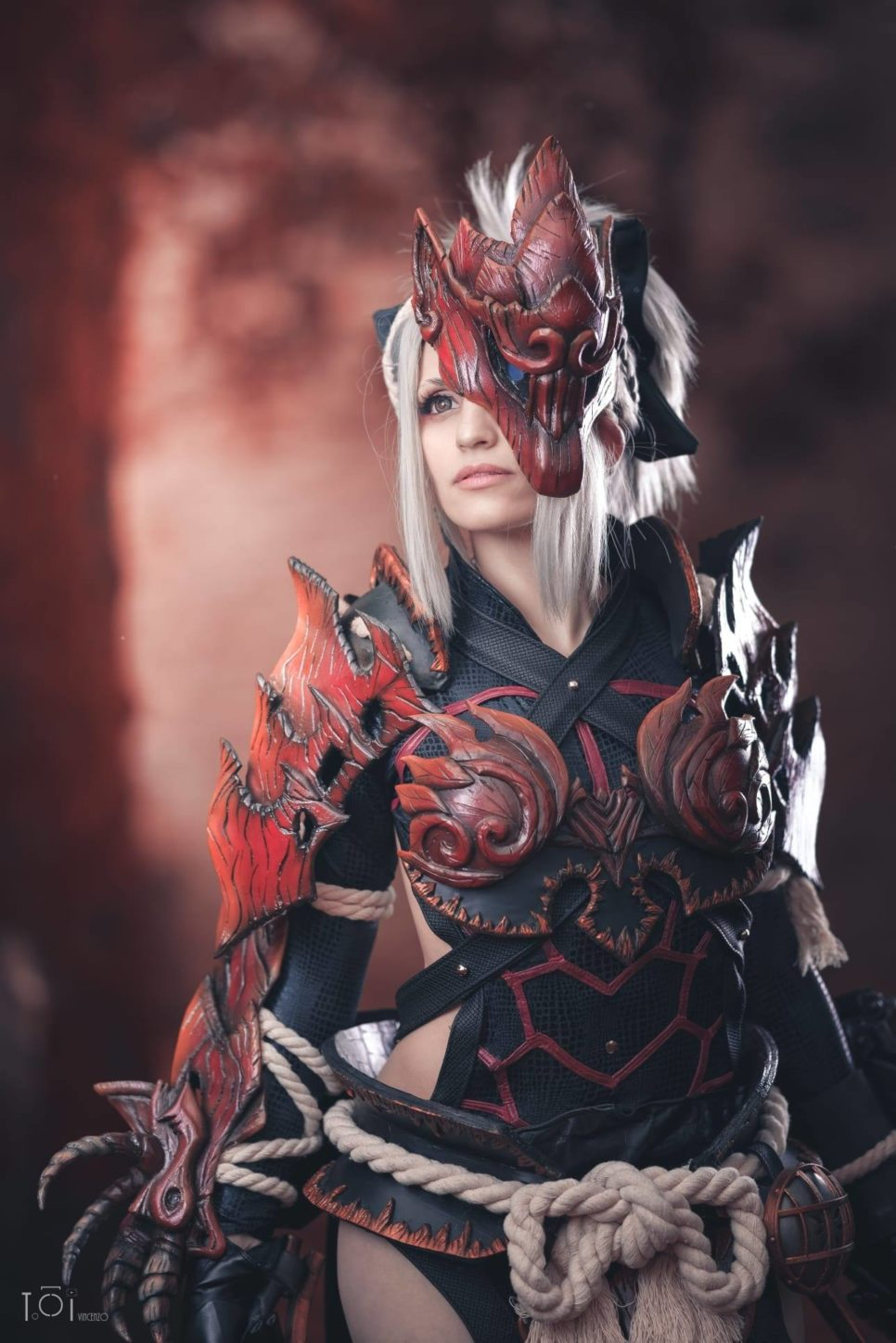 Odogaron Armor Set Monster Hunter World Cosplaytime Pl