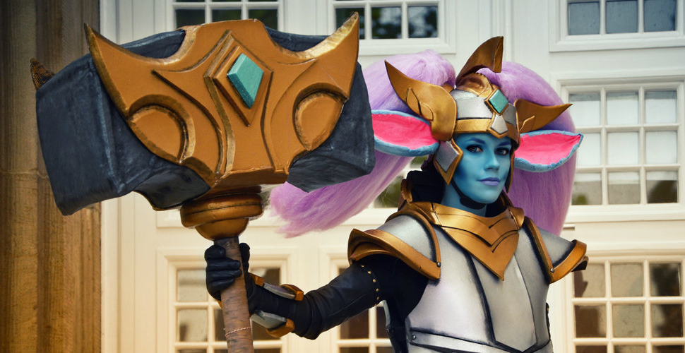Battle Regalia Poppy z League of Legends