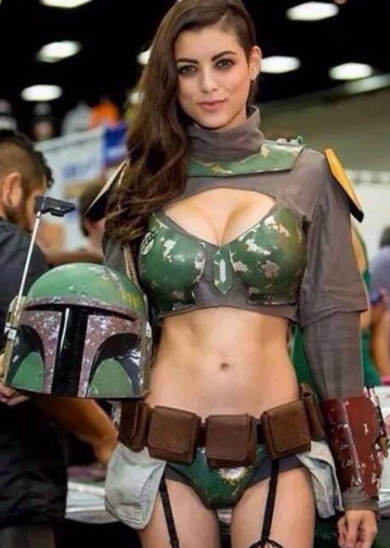 Boba Fett ze Star Wars