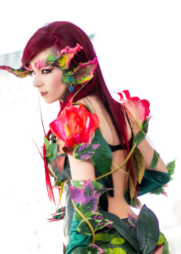 Zyra z League of Legends