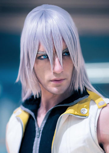 Riku z Kingdom Hearts
