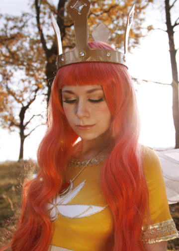 Princess Aurora z Child of Light