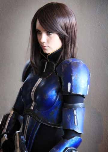 Ashley Williams z Mass Effect 3