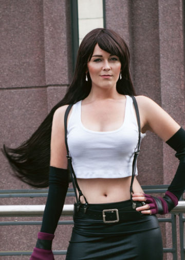 Tifa Lockhart z Final Fantasy