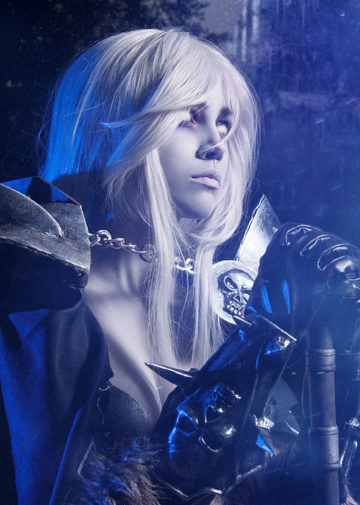 Arthas Menethil z World of Warcraft