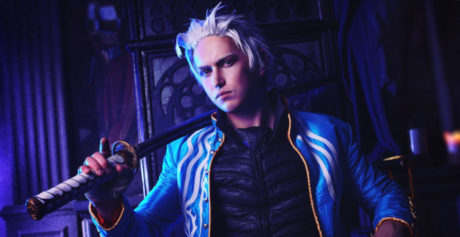Vergil z Devil May Cry 3