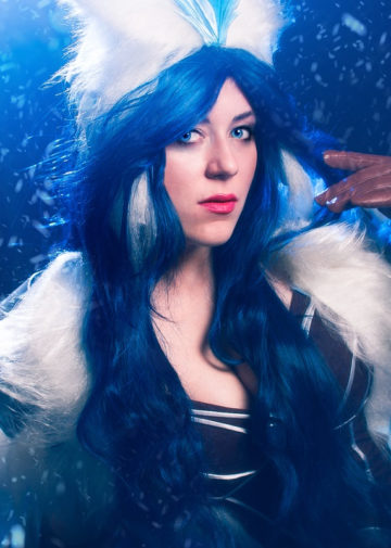 Snowstorm Sivir z League of Legends