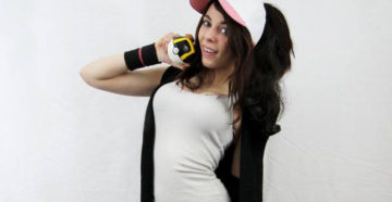 Hilda z Pokemony: Black and White
