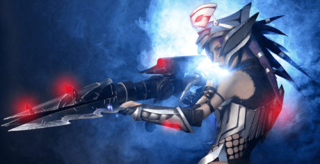Headhunter Caitlyn z League of Legends