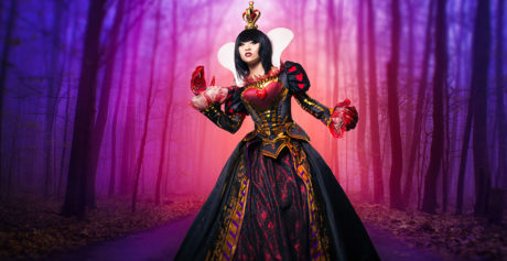 Red Queen z Alice: Madness Returns