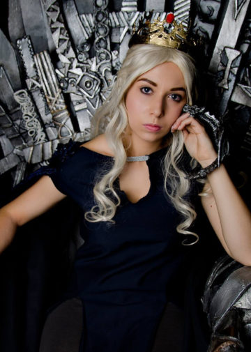 Daenerys Targaryen z Game of Thrones