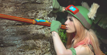 Teemo z League of Legends