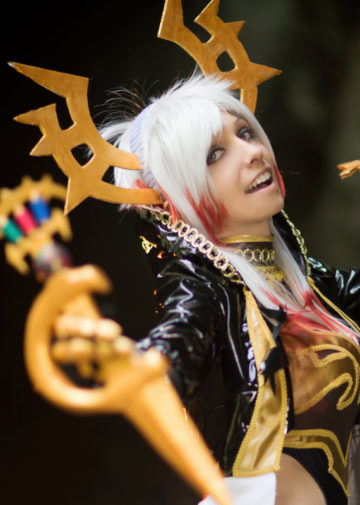 Arch Blood Mage z Rage of Bahamut